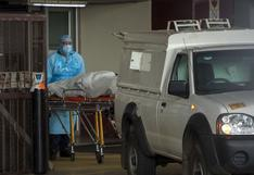 Tasa de fallecidos por coronavirus en África ya es mayor que a nivel mundial