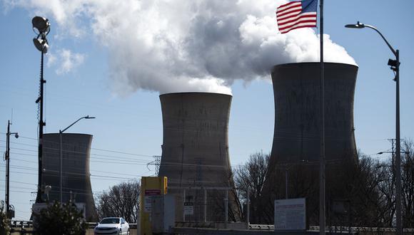 La central nuclear Three Mile Island, ubicada en Pensilvania, concluyó sus operaciones este viernes. (Foto: AFP)