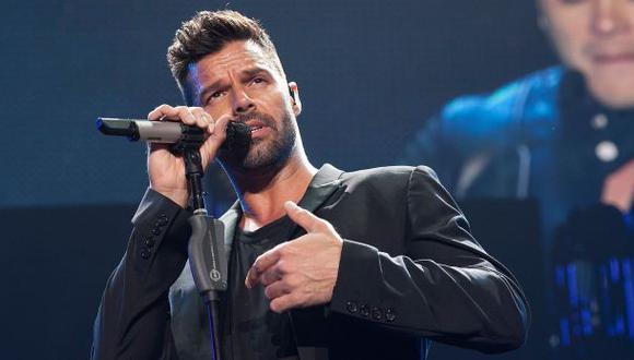 Ricky Martin anuncia visita al Perú en videochat con sus fans