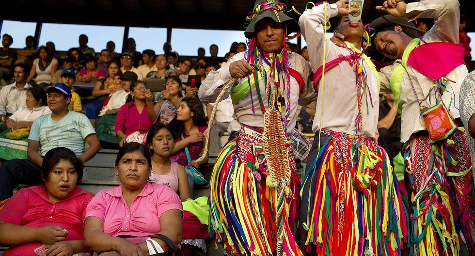 Festival de Ayacucho se trasladó a la Plaza de Acho [Fotos] - 4