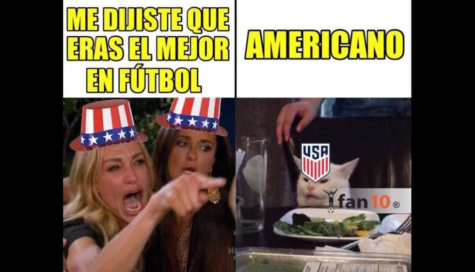 México vs. Estados Unidos: los mejores memes que dejó la victoria del 'Tri' en amistoso. (Foto: Facebook)