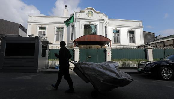 Jamal Khashoggi: Policía de Turquía registrará residencia del cónsul de Arabia Saudita por periodista desaparecido. (Reuters).