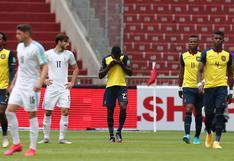 Ecuador derrotó 4-2 a Uruguay por Eliminatorias Qatar 2022