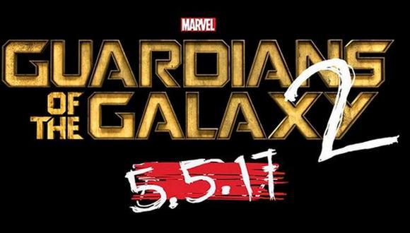 """""""Guardianes de la galaxia 2"""" cambia su fecha de estreno"""