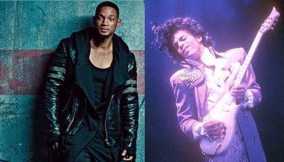 Will Smith contó que habló con Prince un día antes de su muerte
