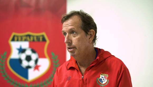 El estratega anglopanameño aseguró que tiene todas las ganas de encabezar un proyecto por cuatro años para llevar a los suyos a la Copa del Mundo 2022. (Foto: AP)