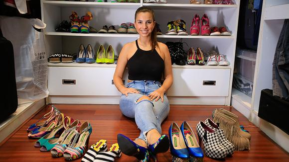 Canchita, la marca de zapatos que inició con cero de capital