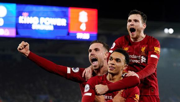 Liverpool es uno de los equipos que disputa la UEFA Champions League. (Foto: REUTERS).