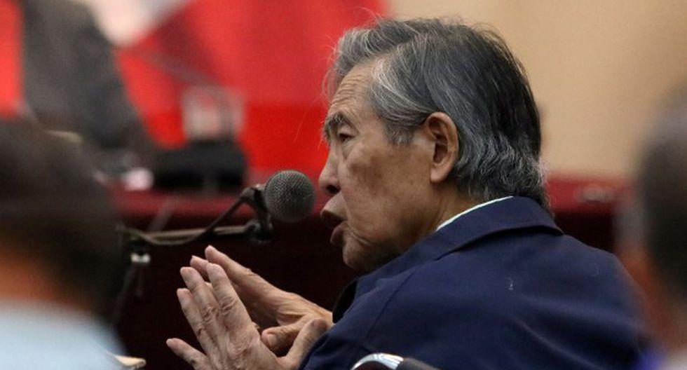 El expresidente Alberto Fujimori será juzgado por la matanza de campesinos en Pativilca. La fiscalía ha solicitado 25 años de prisión.  (Foto: GEC)
