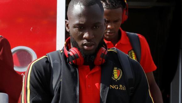 Lukaku, el '9' de la selección belga. (Foto: Reuters)