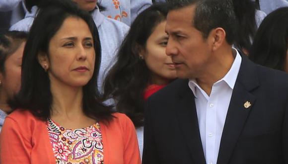 """""""Nadine me ayuda en tareas que yo le asigno"""", asegura Humala"""