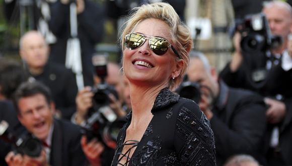 Sharon Stone tendrá superpoderes en nueva cinta de Marvel