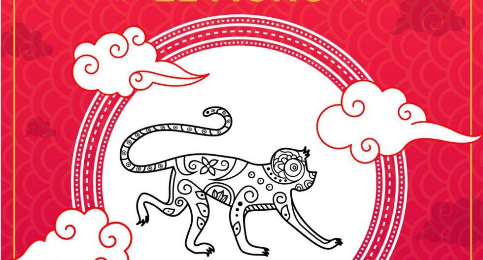 El mono es uno de los animales más alegres del Horóscopo Chino. (Foto: GEC)