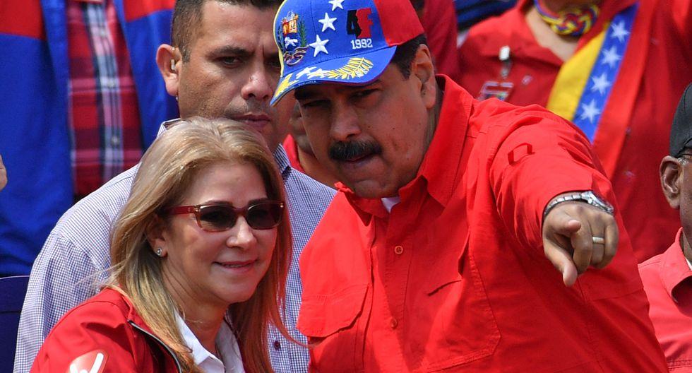 Cilia Flores | Investigan si mansión allanada en Punta Cana era refugio de esposa de Nicolás Maduro. Foto: AFP