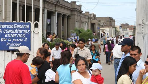 Hospital Loayza: cambian director que reveló riesgo de colapso