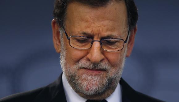 España: Rajoy pide a socialistas que le dejen formar gobierno