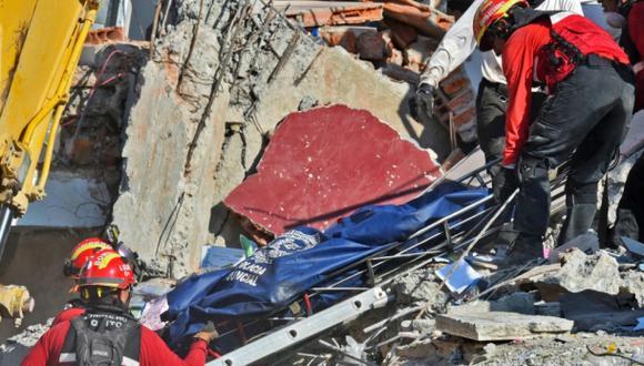 Diez datos que debes saber sobre el terremoto de Ecuador
