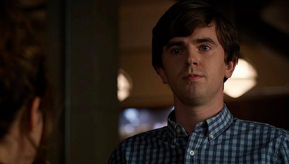 """¿La relación de Shaun y Lea terminará en los próximos capítulos de la cuarta temporada de """"The Good Doctor""""? (Foto: ABC)"""