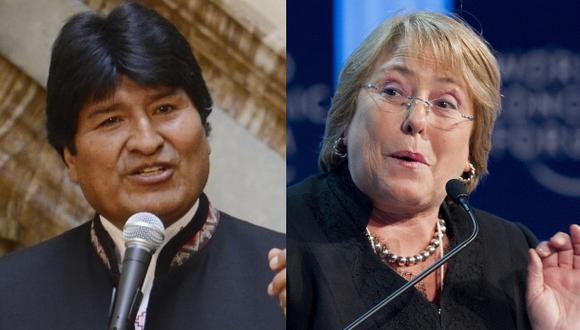 Morales a Chile: Sus argumentos no pueden faltar a la verdad