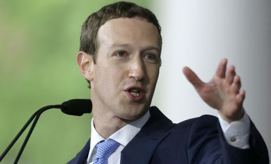 Mark Zuckerberg. (Foto: AP)