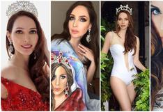 Señora Universo: representante peruana es hija de la abuela más bella del universo |FOTOS
