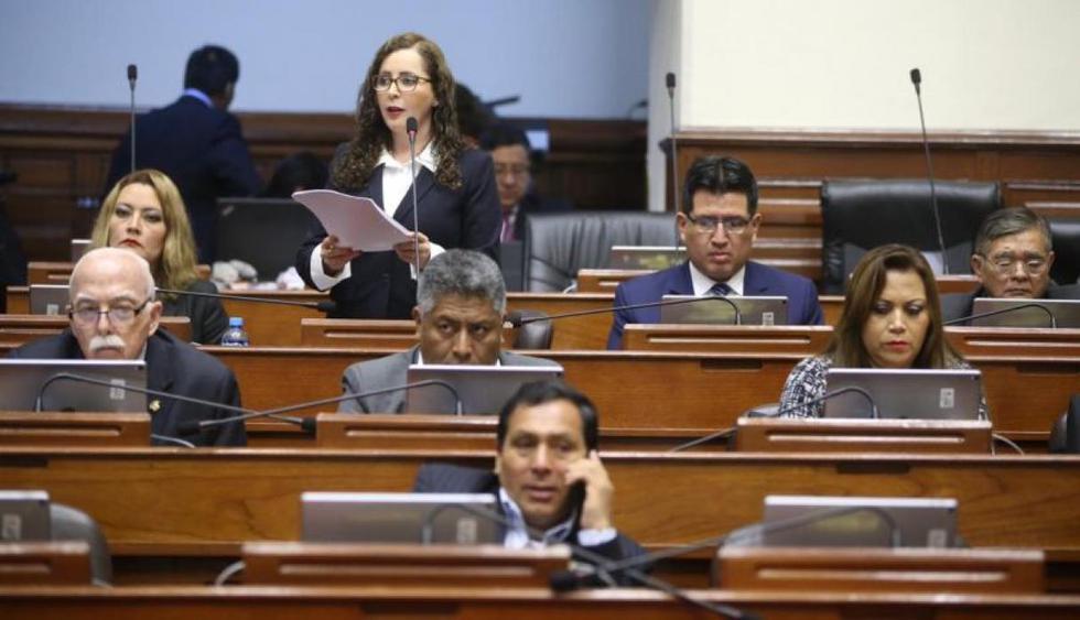 El informe Lava Jato acaparó la agenda del pleno del Congreso. (Foto: Rolly Reyna)