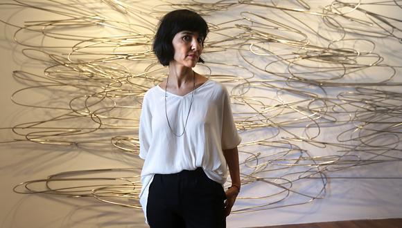 """Artista plástica Nani Cardenas presenta su obra """"Celosía"""" para el proyecto De Voz a Voz Perú."""