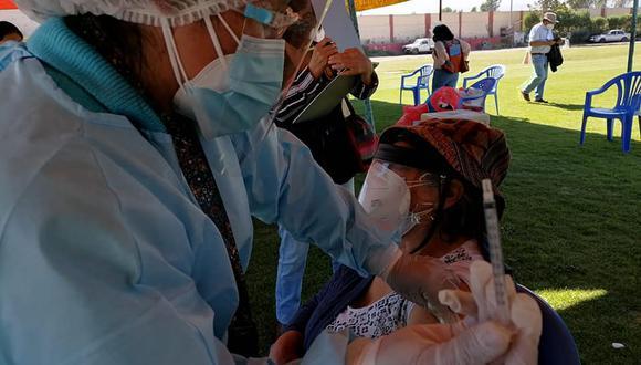 El Minsa informó que 120 nuevas brigadas de salud apoyarán el proceso de inoculaciones en la Ciudad Blanca. (Foto: Ministerio Público de Arequipa)