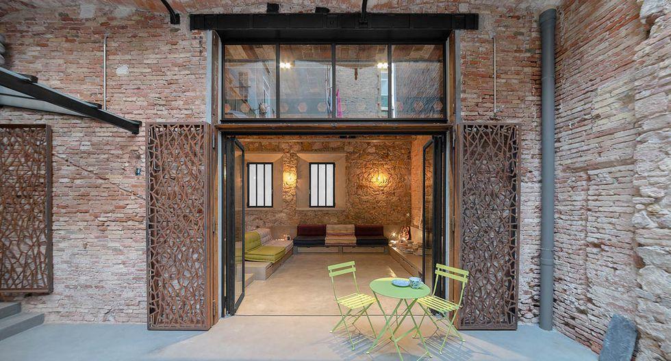 Según comentan los arquitectos en su web, la casa funcionará como residencia y estudio. (Foto: David Benito Cortázar/ ffwd.es)