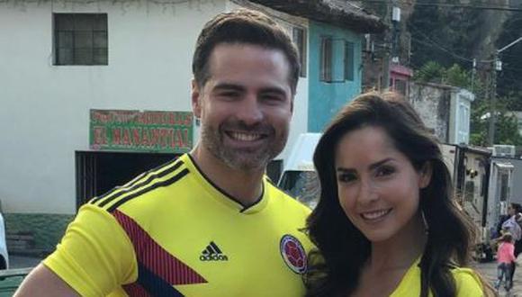 Roberto Manrique es un destacado actor ecuatoriano. (Foto: Roberto Manrique / Instagram )