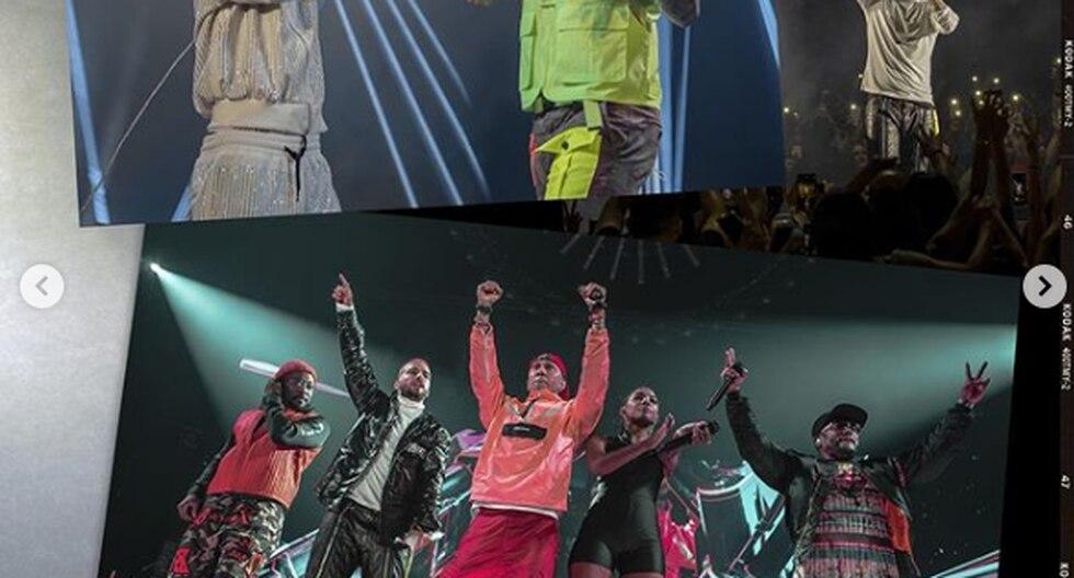 Maluma en el segundo día de su gira '11:11' en Los Ángeles