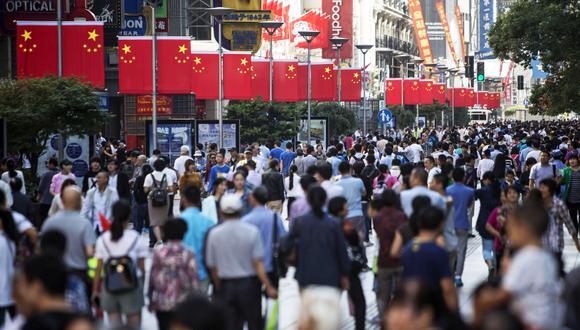 Shanghái (China) fijó un límite de población que podría causar una ola de desalojos. (Foto: AFP)