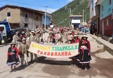 Apurímac: con pasacalle inició el Carnaval Cotabambino Tikapallana 2020 | FOTOS