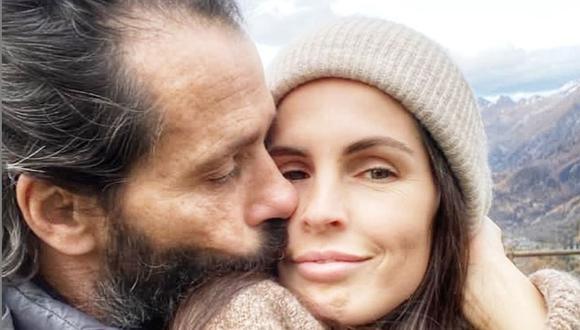 Juan Pablo Shuk y Ana de la Lastra, un amor que nació en los camerinos (Foto: instagram/ Juan Pablo Shuk)