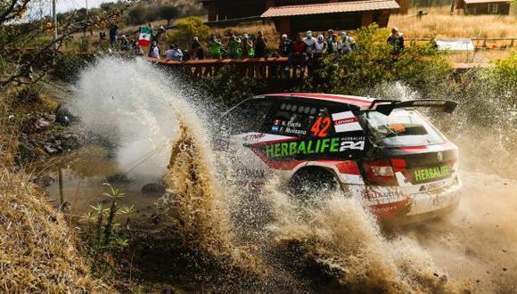 Mundial de Rally: ¿Cómo le va a Nicolás Fuchs en México?