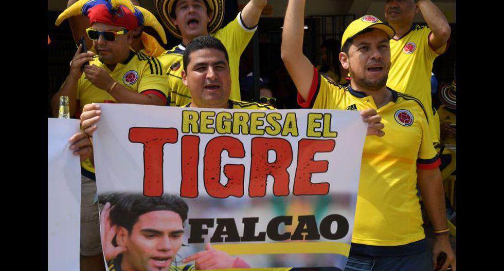 Colombia-Chile: belleza, color e ilusión en previa del partido - 15