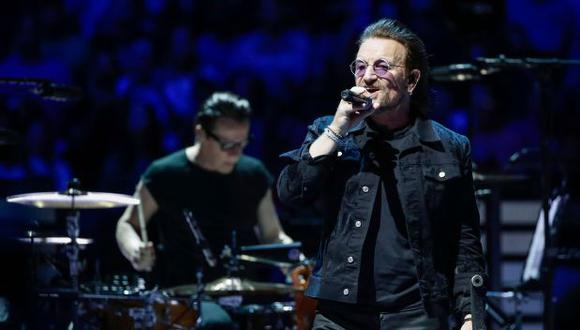 ¿U2 se retira de los escenarios? (Foto: EFE)