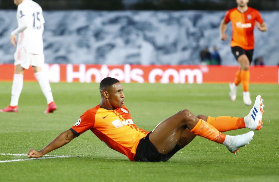 Real Madrid enfrentó al Shakhtar por la Champions League   Foto: AP/EFE/AFP