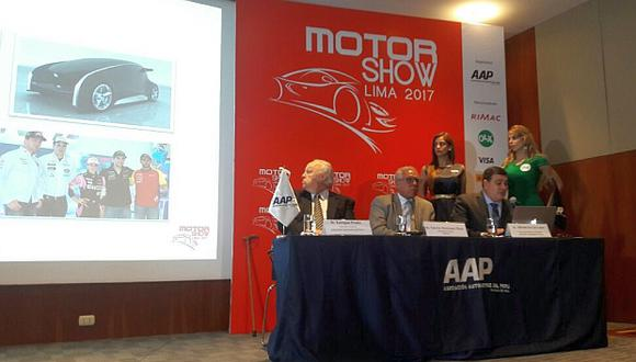 El Motorshow, organizado por la Asociación Automotriz del Perú, animará a las personas a renovar o comprar su primer vehículo, señaló Edwin Derteano. (Foto: El Comercio)