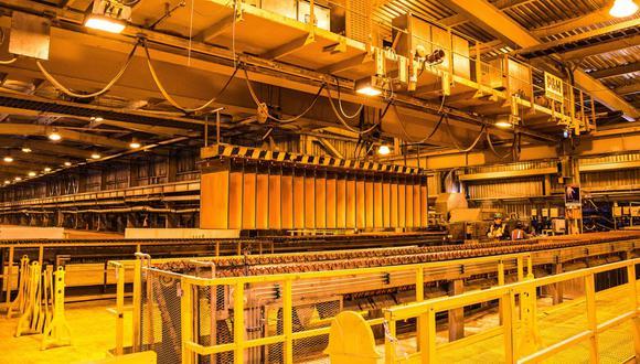 En las primeras horas del jueves, el precio del cobre tocaba máximos de cerca de una década. (Foto: GEC)