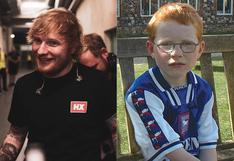 Ed Sheeran patrocinará la camiseta del Ipswich Town, el equipo de su infancia