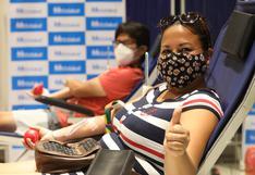 Hospital Rebagliati: Banco de Sangre recibió a su donante número 11 mil en pandemia