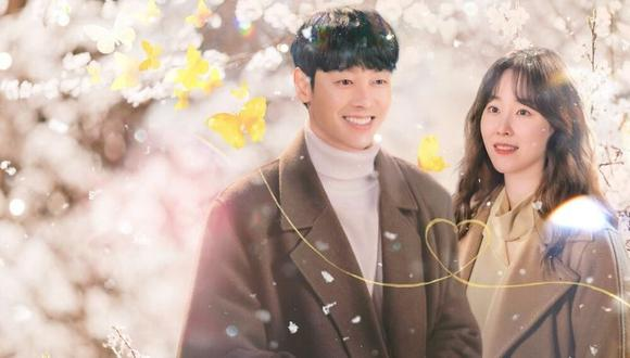 """You Are My Spring"" está protagonizada por Seo Hyun-jin y Kim Dong-wook (Foto: Netflix)"