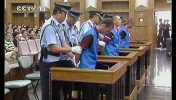 China ejecutará a 12 terroristas por masacre en Xinjiang