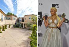 Recorre la increíble mansión de Nicki Minaj en Beverly Hills | FOTOS