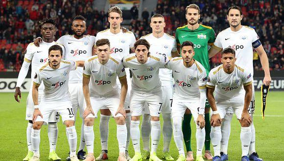 FC Zurich (Suiza)
