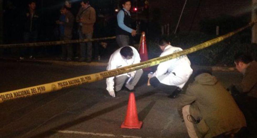 San Isidro: capturan a uno de los autores de muerte de cambista