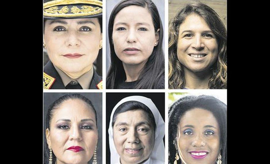Mujeres del Mañana, una exposición fotográfica y testimonial que cuenta con el patrocinio de Telefónica del Perú, el auspicio del BCP y el apoyo de la Municipalidad Metropolitana de Lima.