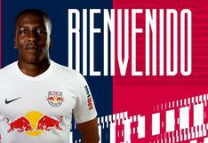 Jan Hurtado dejó Boca Juniors y jugará en el Red Bull Bragantino de Brasil