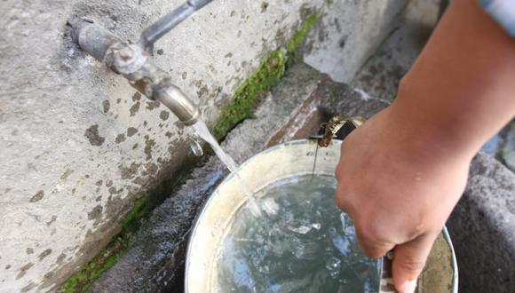 También se renovarán las redes de agua y colectores de alcantarillado para evitar roturas, colapsos y atoros por la antigüedad de las redes. (Foto: GEC)